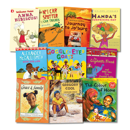 LKS2 Stories From Around the World Books 10pk  large