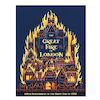 The Great Fire of London Book  small