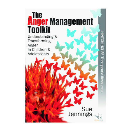 The Anger Management Toolkit Book  large