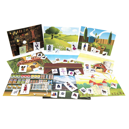 Practical Story Telling Discussion Game  large