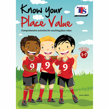 Know Your Place Value Activities Book  large