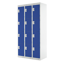 Four Door Three Nest Locker  medium