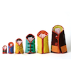 Russian Dolls pk 6  small