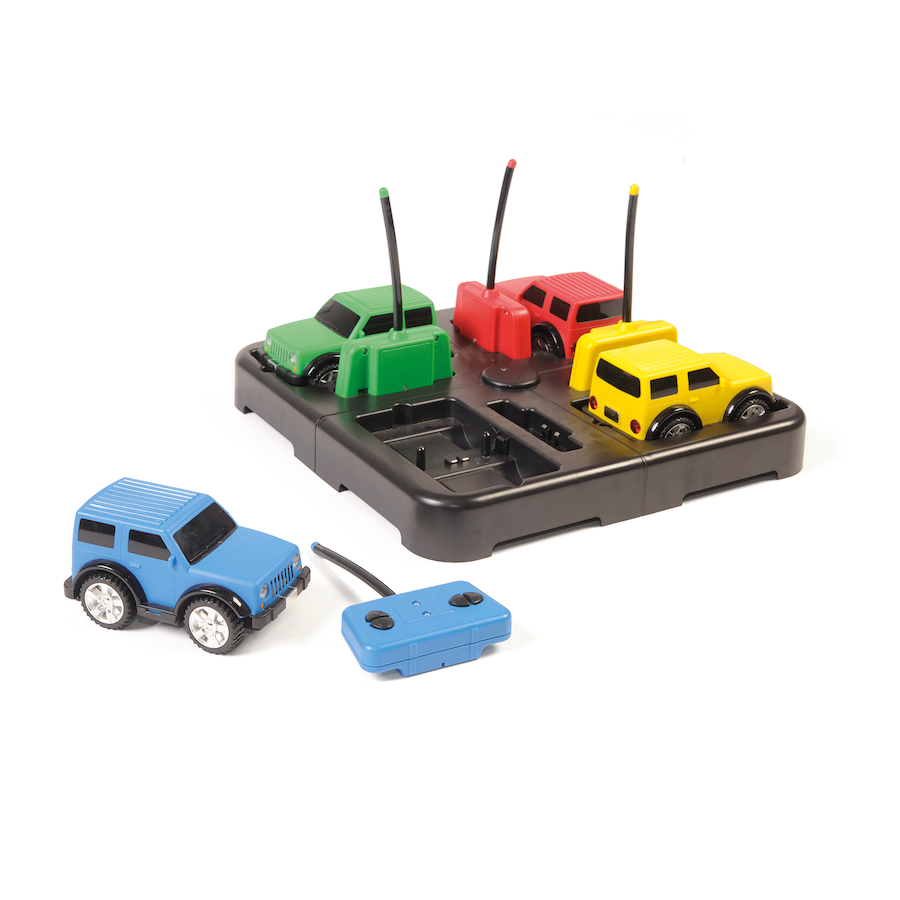 Buy Rugged Racers Remote Control Cars