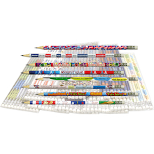 French Reward Pencils 96pk  medium