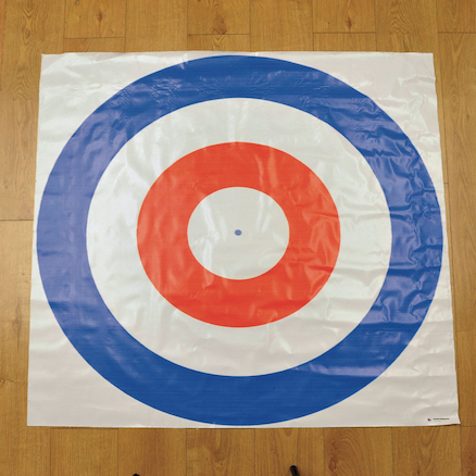 Hover Ring 3 Target Mats and Pushers  large