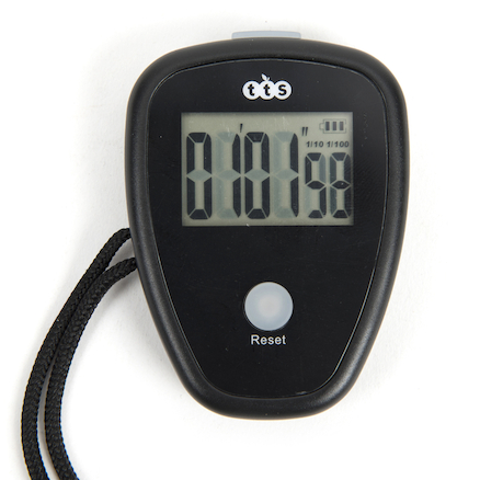 TTS Battery Stopwatch  large