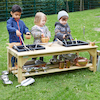 Wooden Explorer Bench  small