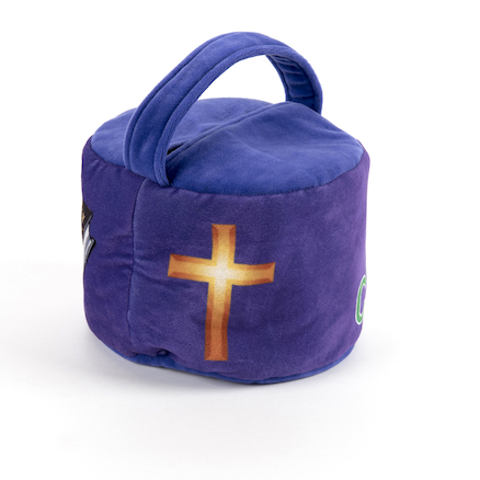Christianity Questions and Thought Catcher Bag  large
