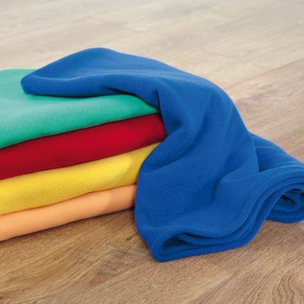 Fleece Blanket and Mini Wraparound Fleeces  large