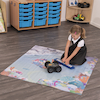 Rugged Robot Coral Reef Mat  small