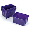Stack and Store Plastic Storage Boxes  small
