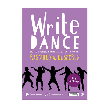Write Dance Handwriting Skills Development Book  large