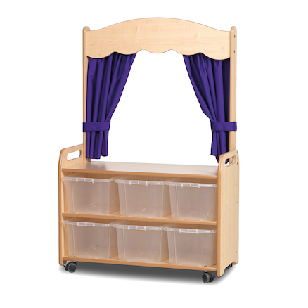 Mobile Puppet Theatre  large