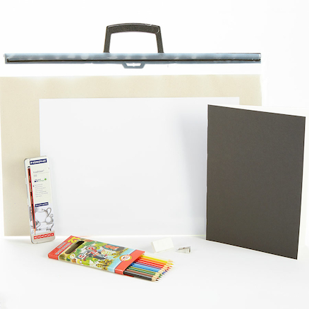 Introductory Student Art Pack  large