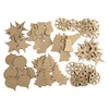 Ready to Decorate Christmas Tree Decorations 80pk  small