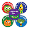 Lunchtime Award Stickers  small