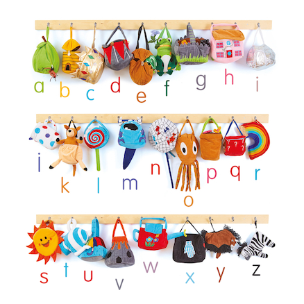 Alice Sharp\'s Language Enrichment Bags 26pcs  large