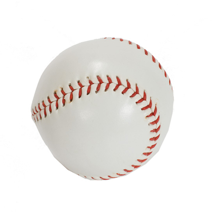 Synthetic Leather Rounders Ball  large