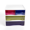 Compact Desktop Drawer Filing Unit  small