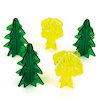 Lightbox Acrylic Trees  small