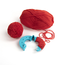 Pom Pom Makers Assorted 4pk  medium