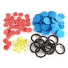 Foam Wheels 100pk  small