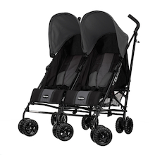 Premier Double Pushchair Suitable from Birth  medium