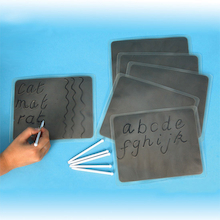 Magnetic Writing Gel Boards  medium