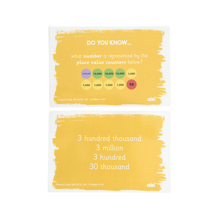 Teaching Tins: Do You Know? Cards  large