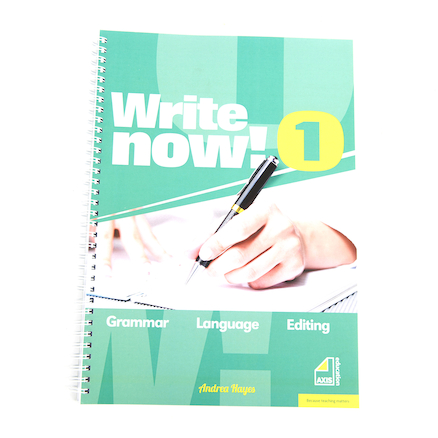 KS3 Write Now SPaG Low Attainers Activity Book  large