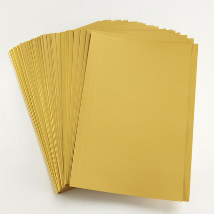 Assorted Foolscap Square Cut Folders  large