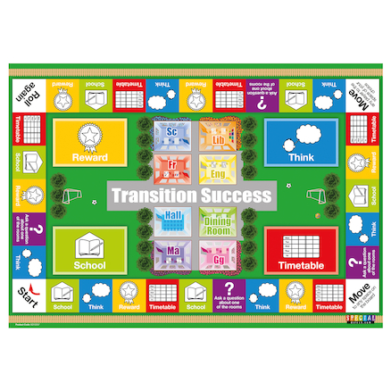 Transition Success Problem Solving Game  large