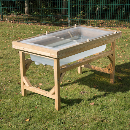 Mobile Wooden Pond  large