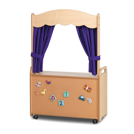 Millhouse Mobile Puppet Theatre  large