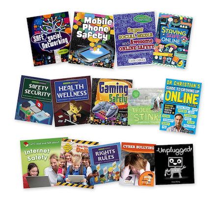 Online Safety Book Pack  large