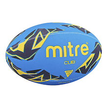 Mitre Cub Soft Feel Rugby Ball Size 3  medium