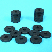 Floating Ring Magnets 24mm 20pk  medium