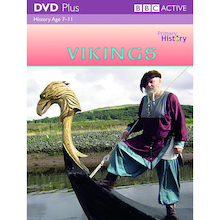 Vikings DVD and Activity Pack  medium