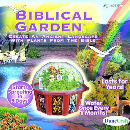 Grow Your Own Biblical Garden Kit  large