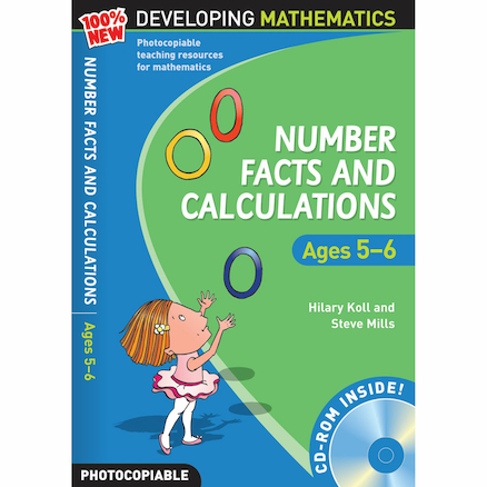 Developing Numeracy Books Solving Problems  large