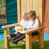 Freestanding Wooden Storytellers Chair  small