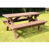 Heavy Duty Picnic Bench  small