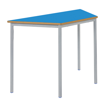 Trapezoidal Fully Welded Tables  large