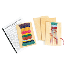 Wooden Looms 12pk  medium