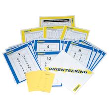 School Orienteering Pack Guide  medium