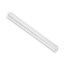 Finger Grip Ruler 10pk  medium