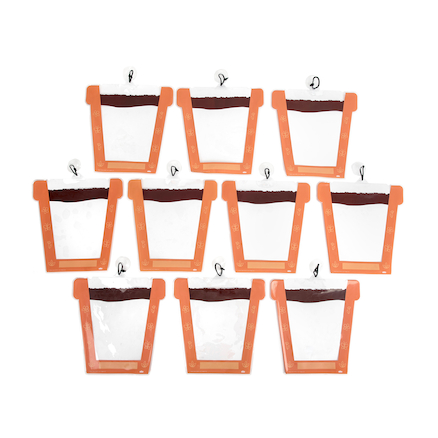 Sow it and Grow It Plant Pots 10pk   large