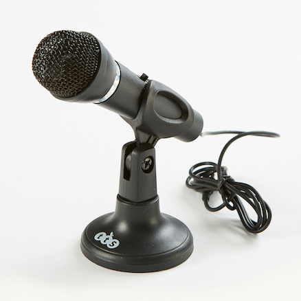 TTS Computer Microphone  large
