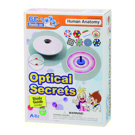 Optical Secrets Investigations and Experiments Kit  large
